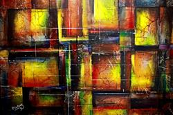 Art: Creation by Artist Patricia Lintner