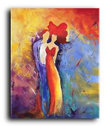 Art: The Red Head #2 by Artist Elena Feliciano
