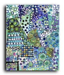 Art: Elements by Artist Elena Feliciano
