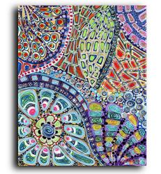 Art: Prism by Artist Elena Feliciano