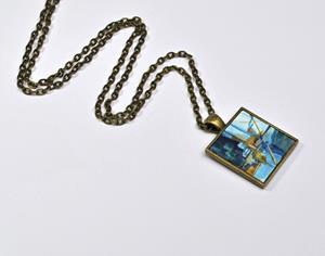 Detail Image for art City Bay ~ Original Wearable Art