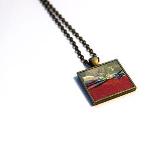 Detail Image for art Beyond the Horizon ~ Original Wearable Art