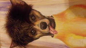 Detail Image for art Pet Painting # [1]