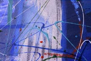 Detail Image for art JAZZ LA (SOLD)