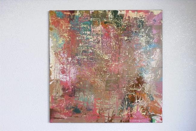 Art: SAHARA (SOLD) by Artist Dawn Hough Sebaugh