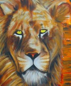 Detail Image for art LION