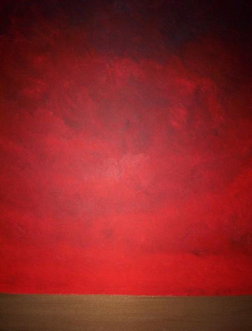 Art: Firey Sky - Sold by Artist Gallery Elite