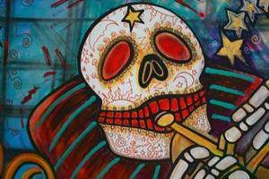 Detail Image for art DAY OF THE DEAD