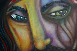 Detail Image for art Captain Barbosa