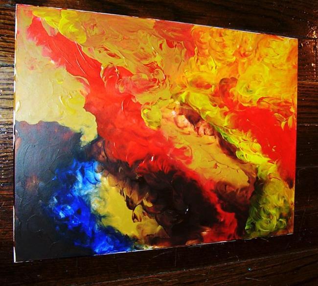 Art: AURA sold by Artist Gallery Elite