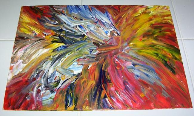 Art: SPLASH - Sold by Artist Gallery Elite