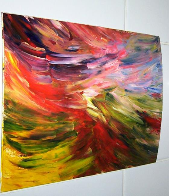 Art: Rush Hour - sold by Artist Gallery Elite