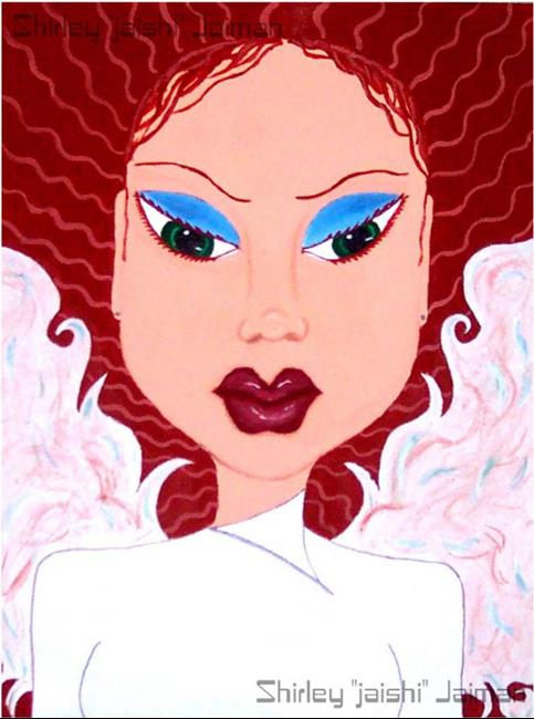 Art: Gone (envy) by Artist Shirley Inocenté