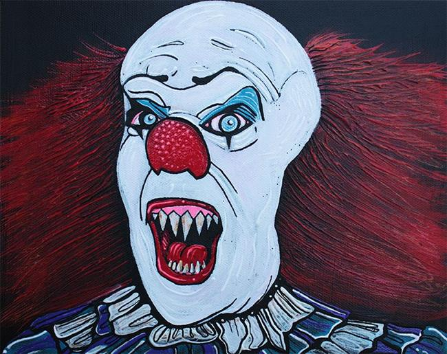 Art: They All Float by Artist Laura Barbosa