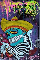 Art: Espiritu Del Tequila 2 by Artist Laura Barbosa