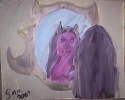 Art: DevilInside by Artist Confuzzled Shannon