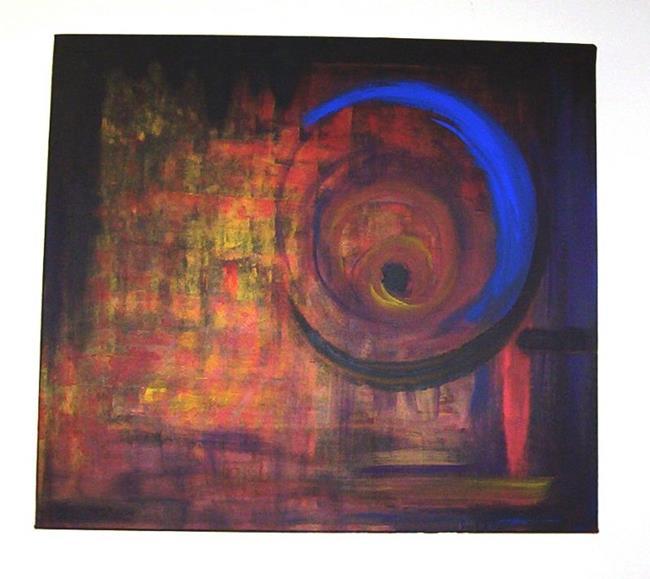Art: Chakra - Sold by Artist Gallery Elite