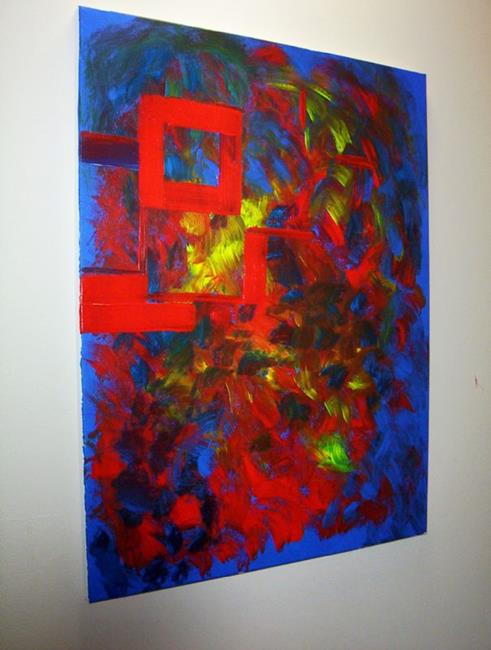 Art: Vivacious - sold by Artist Gallery Elite