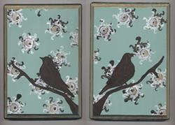 Art: Birds by Artist Jenny Doss