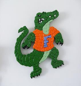 Detail Image for art Florida Gator