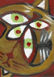 Art: Catnip  by Artist Richard Holland