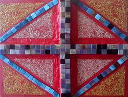 Art: Symmetry by Artist Mats Eriksson
