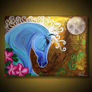 Detail Image for art Moon Spirit