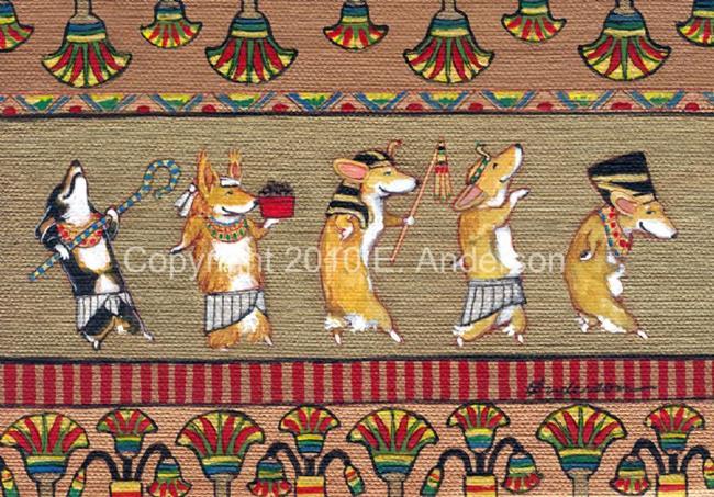 Art: The Short Dynasty by Artist paintedbyevie