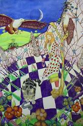 Art: Mojo's Magical Dream (Jenn Reid Rip) by Artist Rob Robie