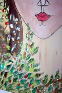 Detail Image for art FOREST ANGEL-sold