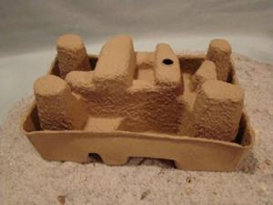 Detail Image for art Sandcastle