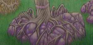 Detail Image for art I speak for the trees