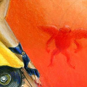 Detail Image for art Evolution's Mistress