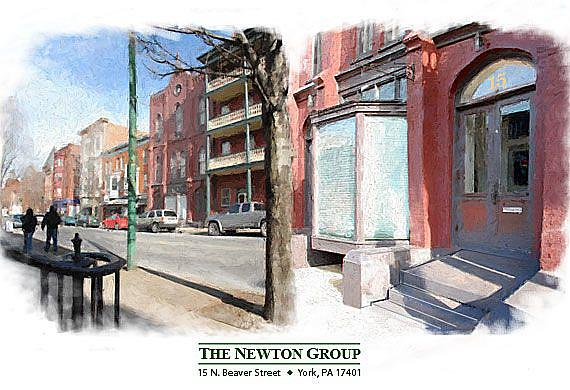 Art: The Newton Group by Artist Anthony Allegro