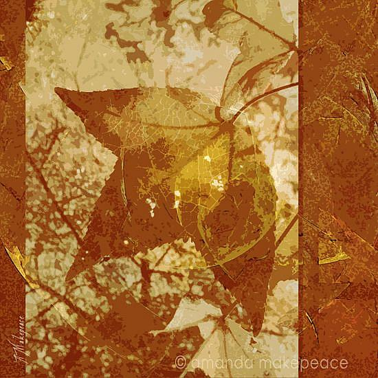 Art: Autumn Forever by Artist Amanda Makepeace