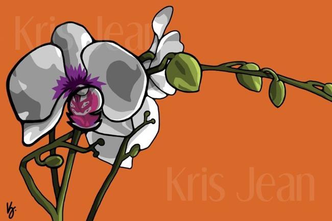 Art: Kiki by Artist Kris Jean
