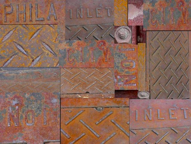 Art: Rust - ripped off 2005 by Artist W. Kevin Murray