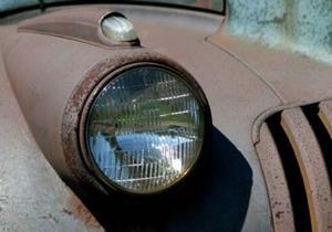 Detail Image for art  old truck #1