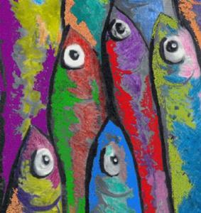 Detail Image for art pop sardines