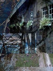 Art: Byways and Bridges by Artist Carolyn Schiffhouer