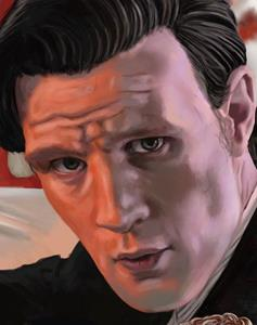 Detail Image for art Doctor Who :The Crimson Terror