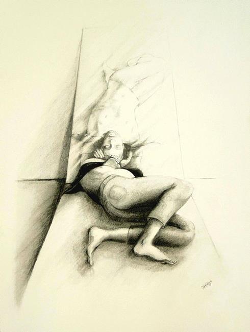Art: Reflective Reason ~ sold by Artist Doe-Lyn