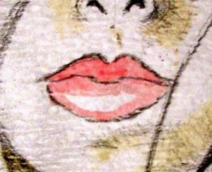 Detail Image for art Face 6 (SOLD)