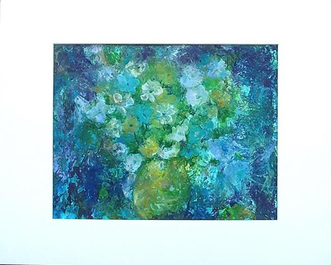 Art: Fall Bouquet - sold by Artist Ulrike 'Ricky' Martin