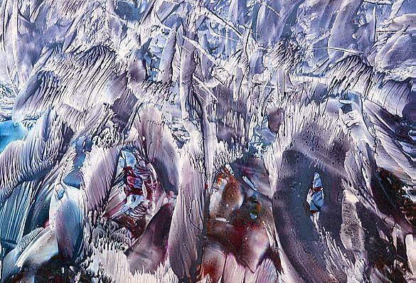 Art: Avalanche by Artist Ulrike 'Ricky' Martin