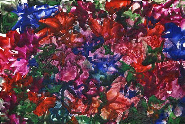 Art: Tapestry by Artist Ulrike 'Ricky' Martin