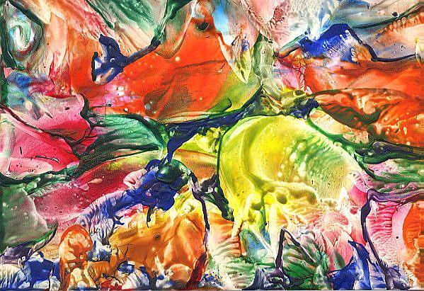 Art: Kaleidoscope by Artist Ulrike 'Ricky' Martin