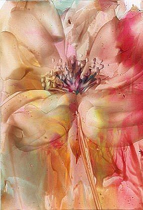 Art: Floral by Artist Ulrike 'Ricky' Martin