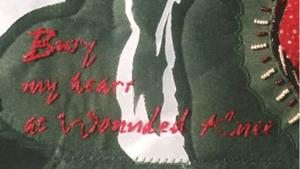 Detail Image for art Bury My Heart at Wounded Knee