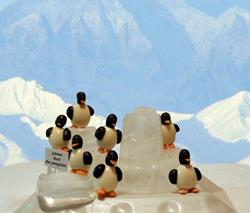 Art: Penguins! by Artist john christopher borrero